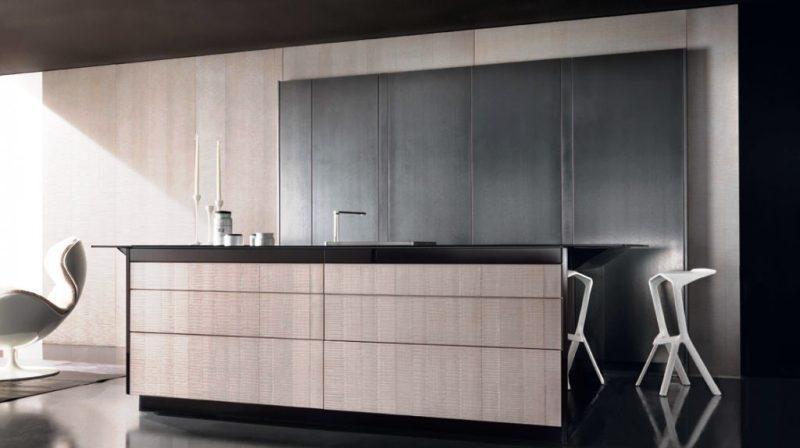 Fronte cucina Invisibile di Toncelli