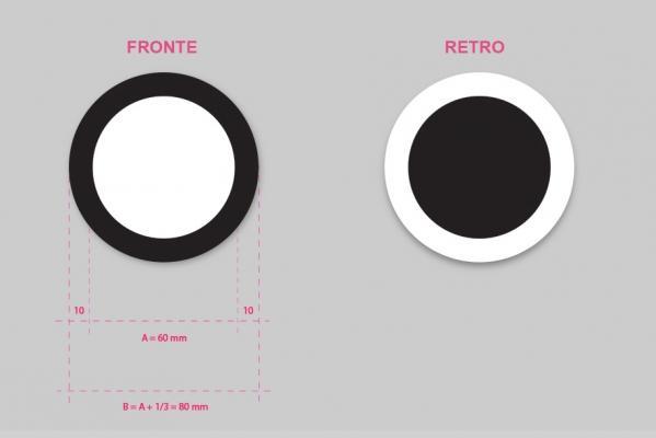 Giostrina Munari - realizzazione cerchio