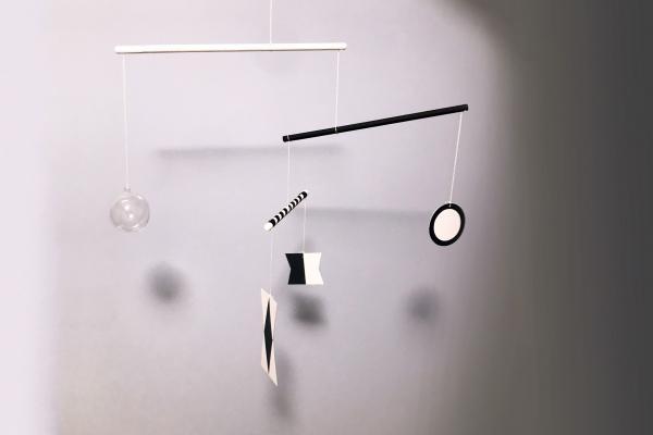 Giostrina Munari - esempio assemblato