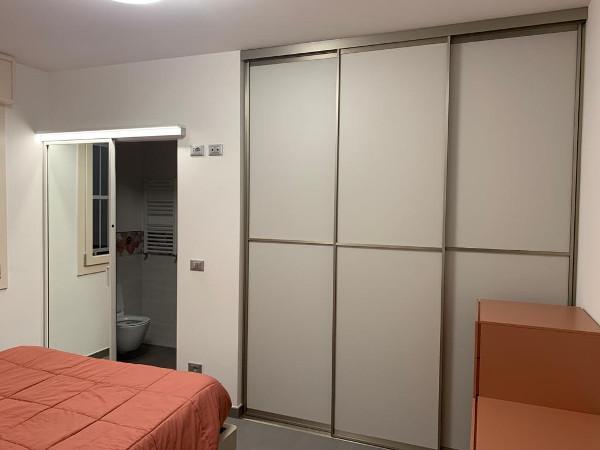 Camera da letto dopo le modifiche