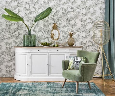 Cuscino in cotone Tokina - Design e foto by Maisons Du Monde