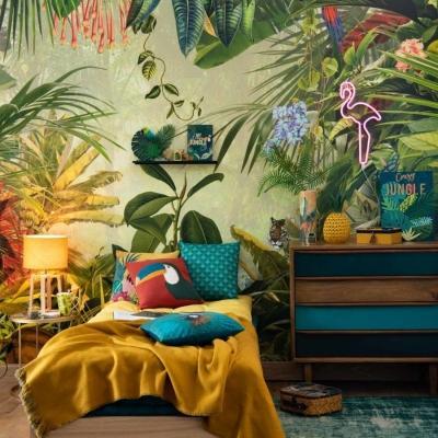 Lo stile Jungle in camera da letto - Design e foto by Maisons Du Monde
