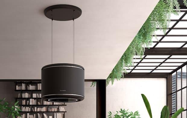Cappa Odette Plus - Design e foto by Faber