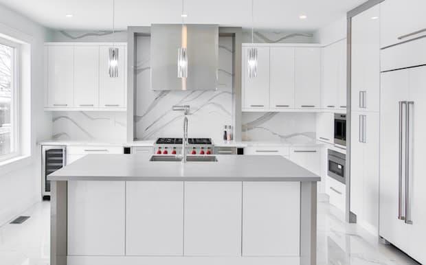 Cucina moderna tecnologica - Fonte foto: Unsplash