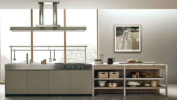 Cucina K-Lab - Foto e design: G. Bavuso per Ernestomeda