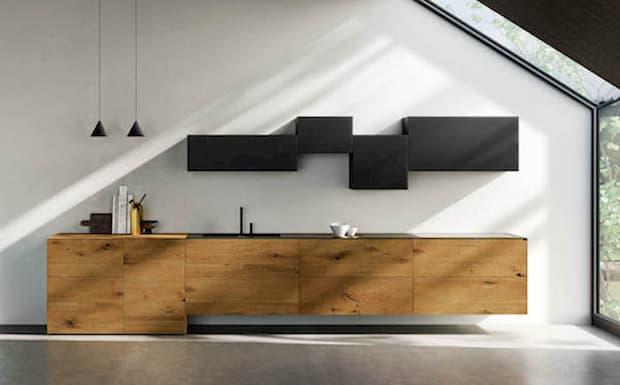 Cucina 36e8 Wildwood - Design e foto by Lago