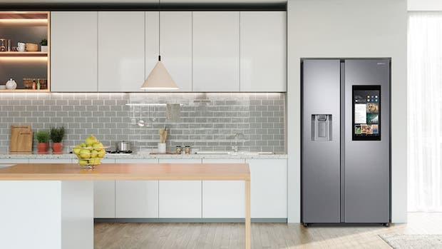Frigo Side by Side Family Hub™ - Foto e design: Samsung