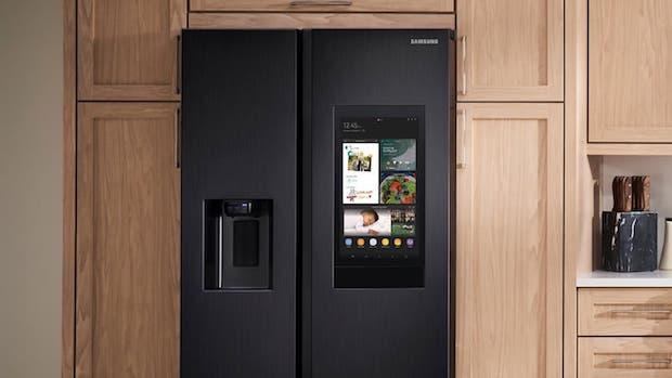 Samsung Side by Side, frigorifero smart - Fonte foto: Pinterest