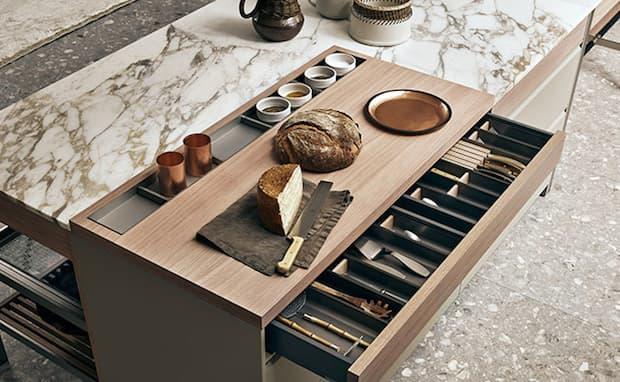 Cucine K-Lab: tagliere Cook