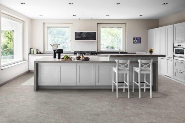 Rivestimenti per cucina Grande Stone e Concrete - Design e foto by Marazzi