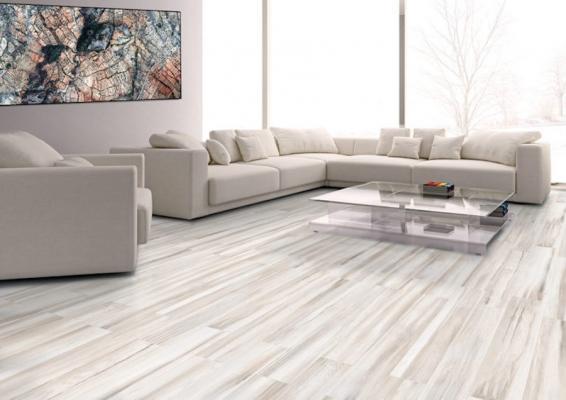Gres effetto legno Bois Melt - Design e foto by Ceramiche Sassuolo