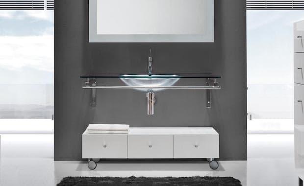 Lavabo Tiffany - Design e foto by Lasaidea