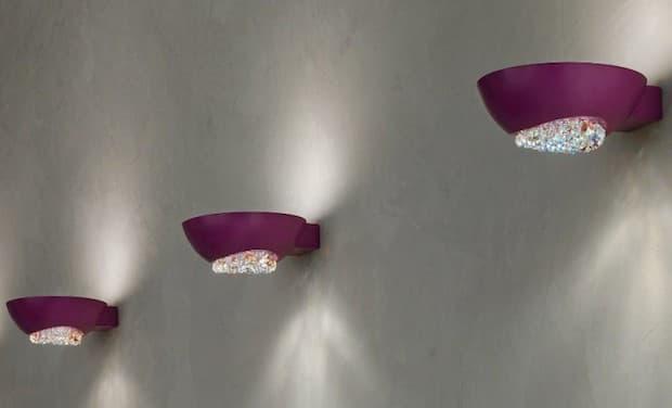 Applique Blink - Foto e design by M. Vivian e Masiero