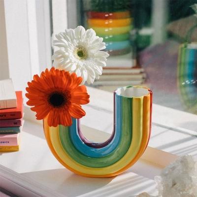 Vaso arcobaleno Troppotogo.it