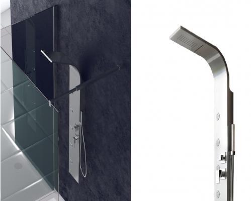 Pannello idromassaggio per doccia Chicago di Laneri