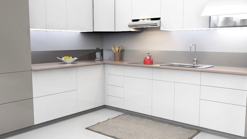 Ante su misura per cucina di Indoors.it