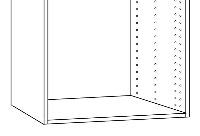 Schema forature anta Metod di Ikea