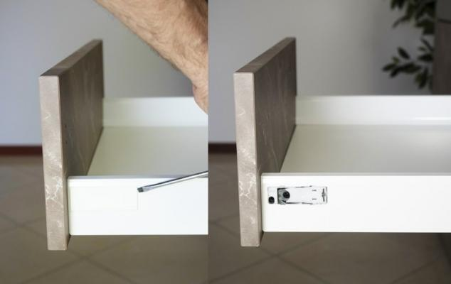 Sostituzione frontalino cassetto cucina Ikea Metod su Idoors.it