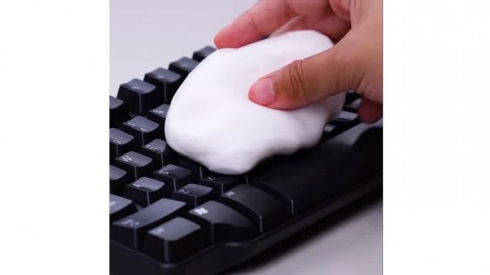 Pulire oggetti tastiera Blossom
