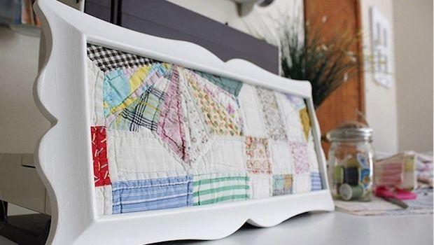 Trasformazione vecchie coperte col riciclo creativo