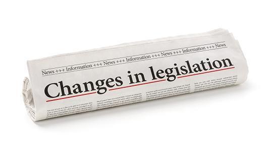 Attenzione ai cambiamenti legislativi