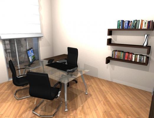 Stanza studio in casa - MVR