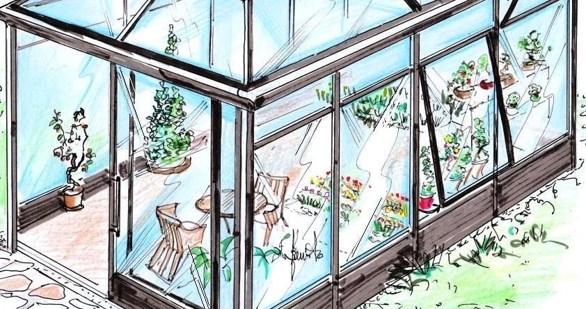 Private garden project