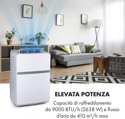 Sistema di climatizzazione Ion Breeze Klarstein
