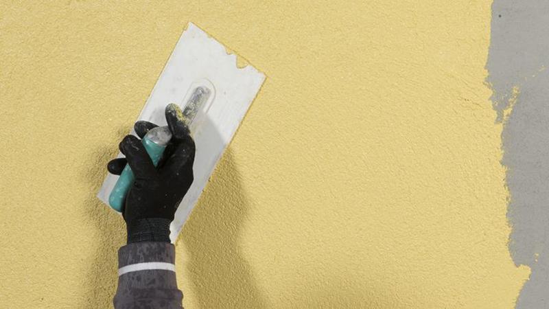 Pittura rivestimento scegliere colore casa esterno Weber