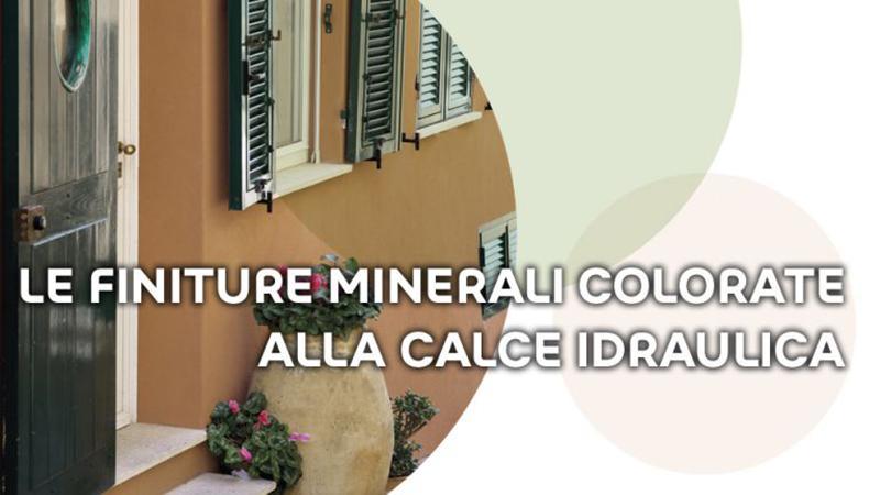 Prodotti alla calce colori per esterno casa