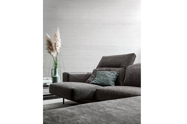 Dettaglio divano morbido Zippy Samoa