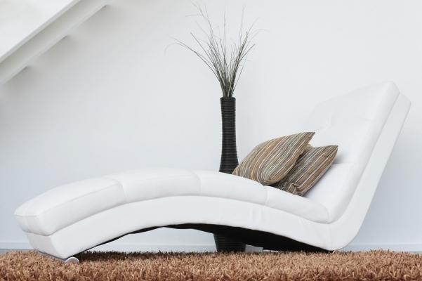 Tessuti antibatterici e loro utilizzo: rivestimento chaise longue