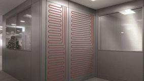 Pannelli radianti a parete: vantaggi e svantaggi