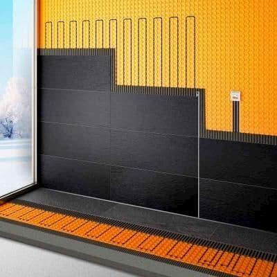 I sistemi di riscaldamento a parete sono tra i più efficienti sul mercato