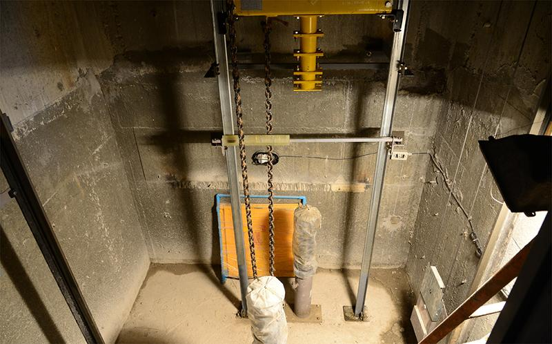 Impermeabilizzazione fossa ascensore BI-Flex Volteco