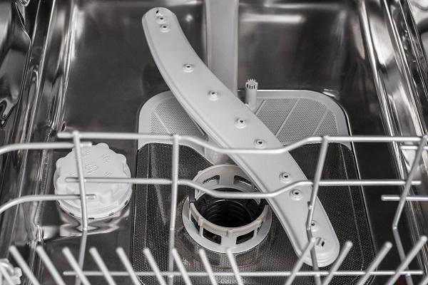 Manutenzione lavastoviglie interno