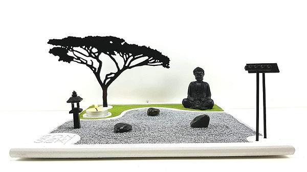 Il giardino zen di Bonseki