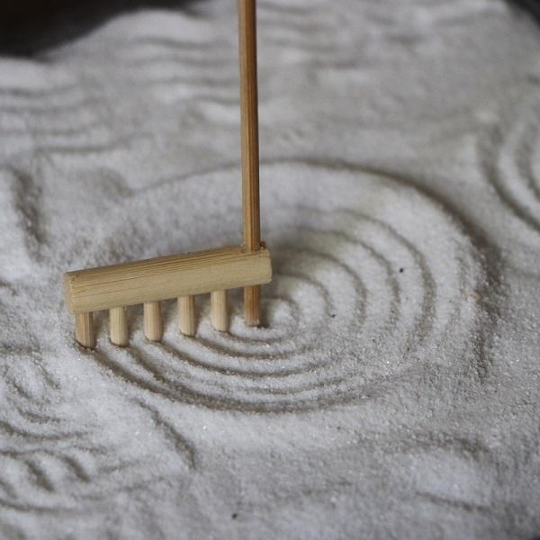 Movimenti lenti e rilassanti rispecchiano la filosofia Zen, da amzn.to