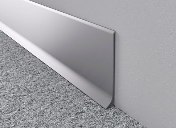 Sguscia di raccordo Novorodapie alluminio di EMAC italia