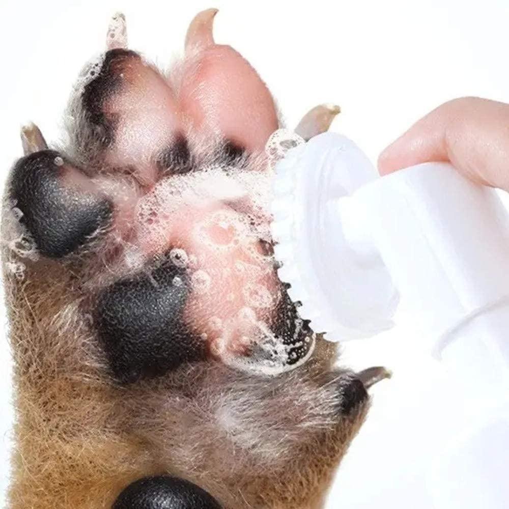 Pulizia zampe animali domestici con spray Amazon