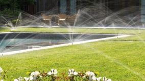 Impianto di irrigazione interrata in fai da te