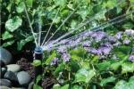 Irrigazione interrata rotante
