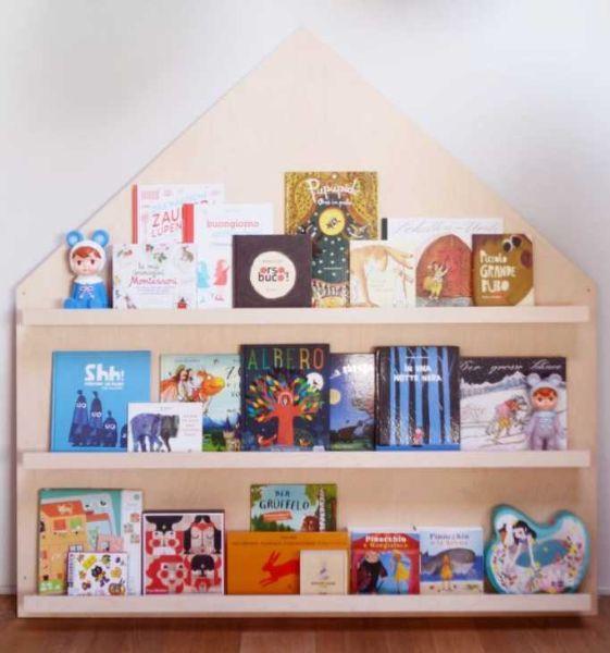 Libreria montessoriana Baboo Kids Design