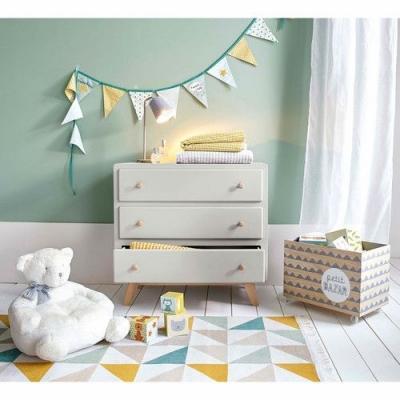 I colori da usare sulle pareti di una cameretta devono essere tenui