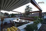 Pergola in legno per l'outdoor - Pratic