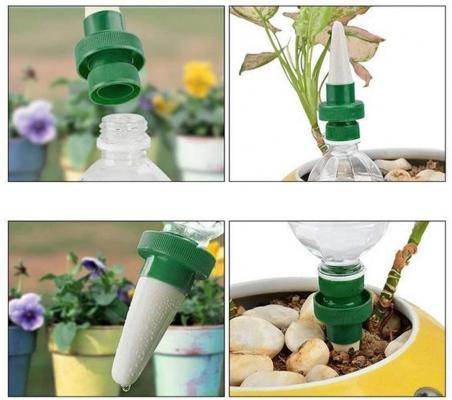 Sistema di irrigazione Automatico in ceramica di Zuzer da 8PCS su Amazon