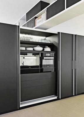 Cucina a scomparsa - Dada
