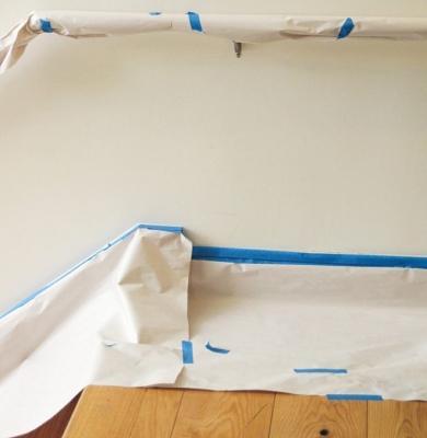 Preparazione pareti tinteggiatura - Wagner