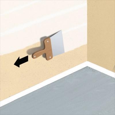 Preparazione pareti con stucco - Leroy Merlin