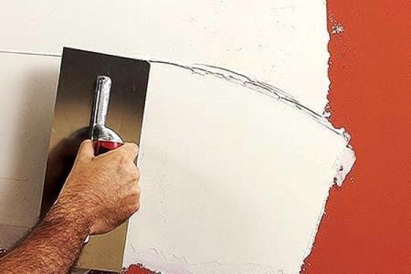 Stuccatura pareti -  Leroy Merlin